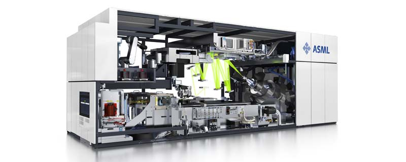 ASML is on the read to creating next-generation EUV machines