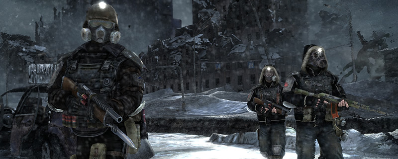 Metro 2033 film cancelled after scriptwriter attempted to