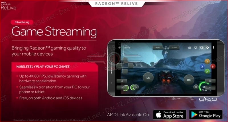 AMD Launches their Radeon Software Adrenalin 2019 Edition Driver