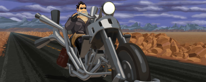 Full Throttle Remastered is currently free on GOG