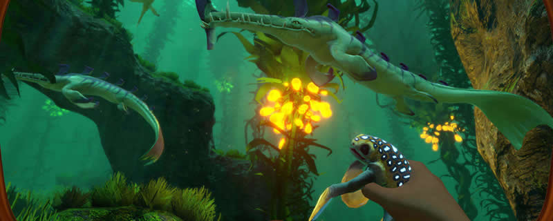 Subnautica is now available for free on the Epic Games Store