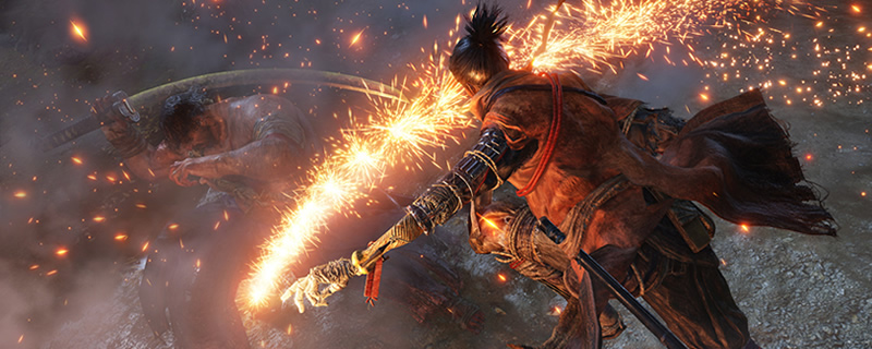 From Software's Sekiro: Shadows Die Twice tops Steam's wishlist charts