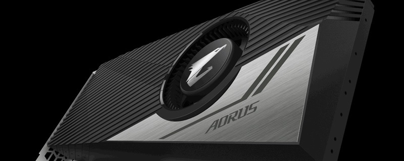 Gigabyte releases high-end Aorus 2080 Ti TURBO Blower-style GPU