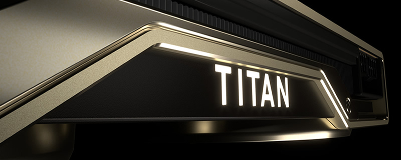 Nvidia's Titan RTX is now available to purchase