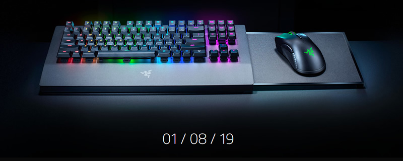 Razer showcases their wireless Xbox One keyboard/mouse combo before CES