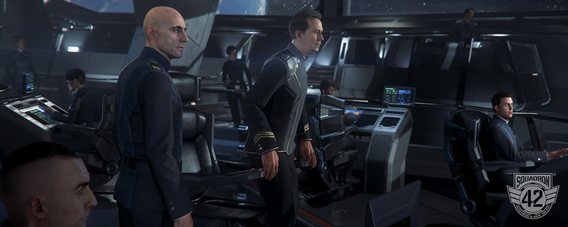 Squadron 42 'Beta' to release in Q2 2020 says roadmap