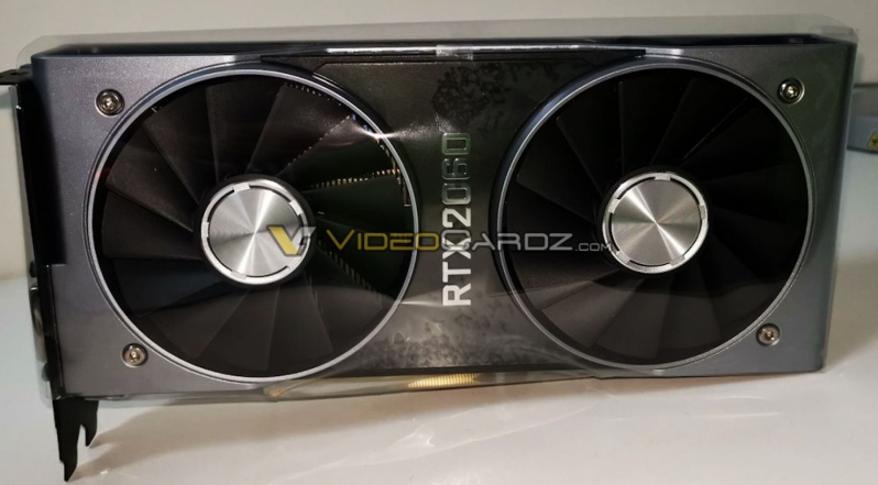 Nvidia RTX 2060 Pictured - Release Date Leaked