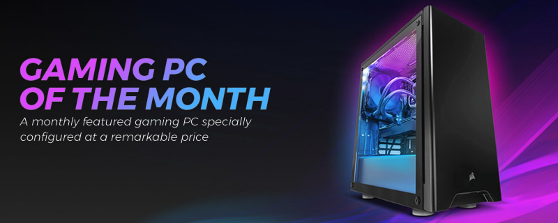 PCSpecialist Launches Their