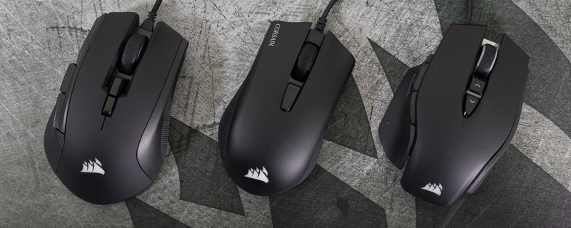 Corsair M65 RGB Elite Gaming Mouse Review