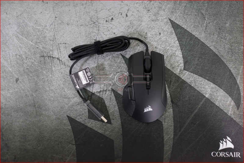 Corsair Ironclaw RGB MOBA Mouse Review