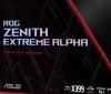 ASUS ROG Launches their Zenith Extreme Alpha and Rampage VI Extreme Omega
