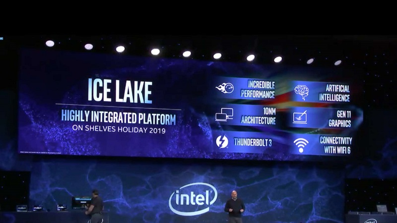 Intel's 10nm Ice Lake Processor to Release This Year with Sunny Cove Cores