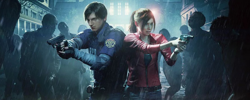 Resident Evil 2 to Receive