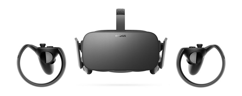 Oculus has reduced the price of the Rift by £50