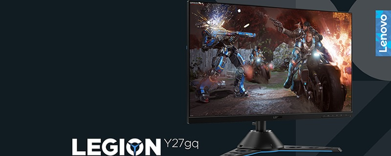 Lenovo Launches their Legion Y27gq 1440p 240Hz G-Sync HDR Monitor