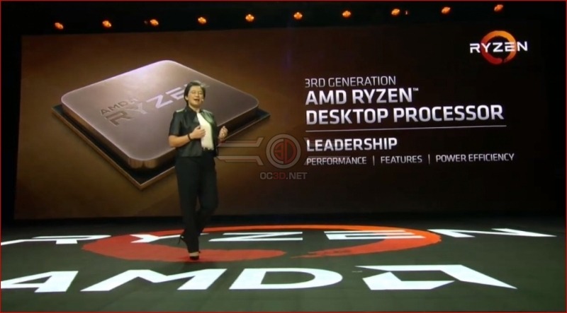 AMD Demonstrates Ryzen 3000 Series CPU - Beats Intel's i9-9900K