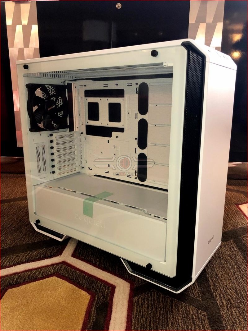 be quiet! Launches  Dark Base 700 White Edition Chassis