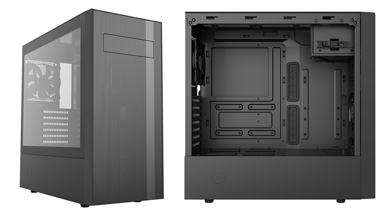 Cooler Master Reveals Q500L, NR400 and NR600 series cases at CES