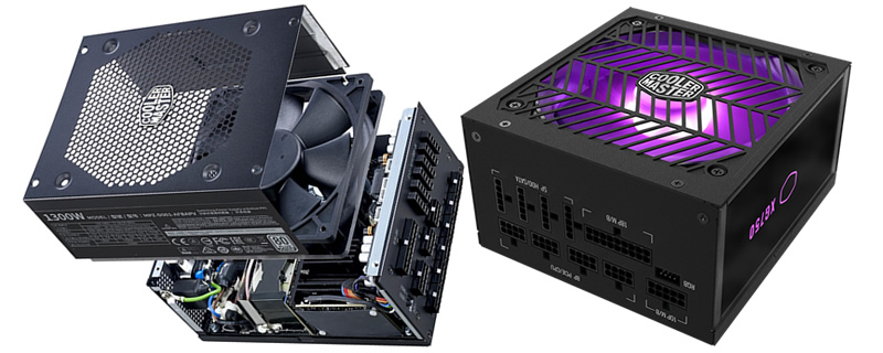 Cooler Master Launches A Quartet of PSUs at CES 2019