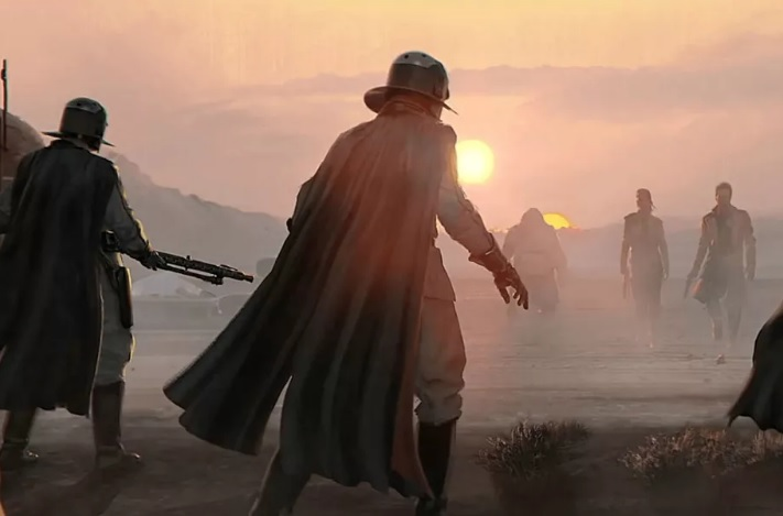 EA Reportedly Cancels Star Wars Open World Game