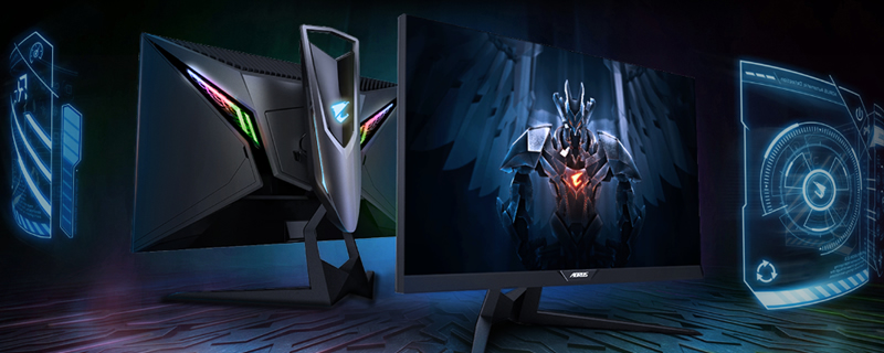 Gigabyte Announces their AORUS AD27QD Tactical Gaming Monitor