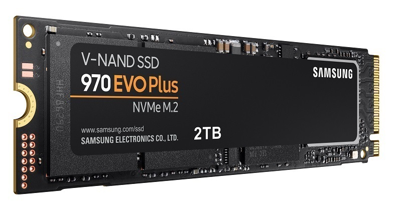 Samsung Delivers Boosted Performance with New 970 EVO Plus SSDs