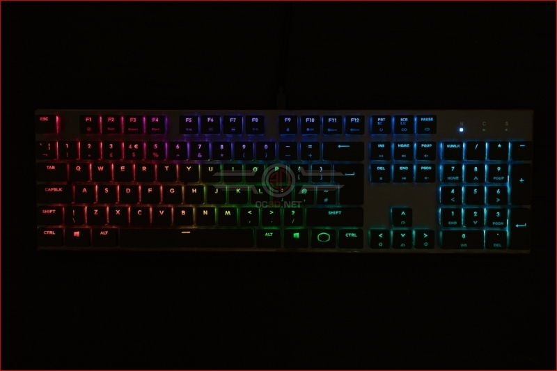 Cooler Master SK650 Low Profile Keyboard Review