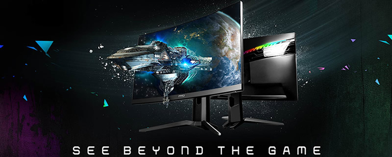 Most of MSI's Gaming Displays are G-Sync Compatible!