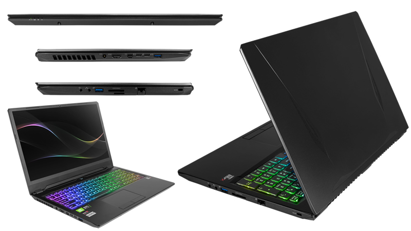 PC Specialist Reveals Nine New Nvidia RTX Powered Notebooks!