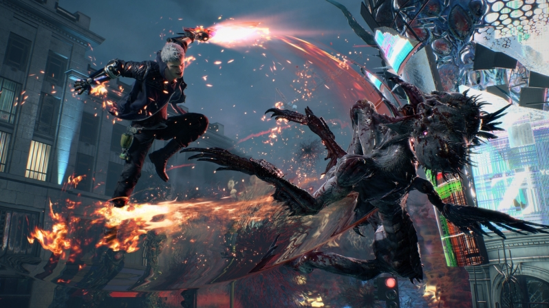 Devil May Cry 5's PC System Requirements have Changed