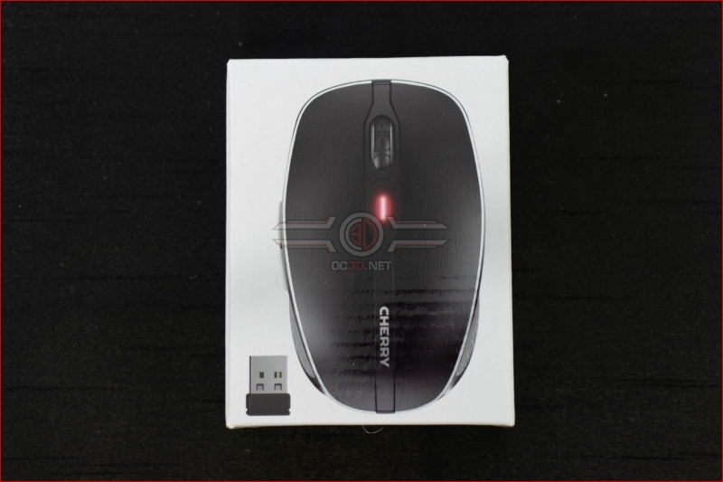 Cherry MW8 Advanced Wireless Mouse Packaging