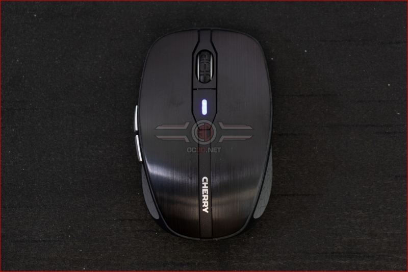 Cherry MW8 Advanced Wireless Mouse Wireless mode