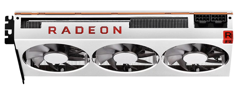The Radeon VII's MSRP is £649.99 in the UK