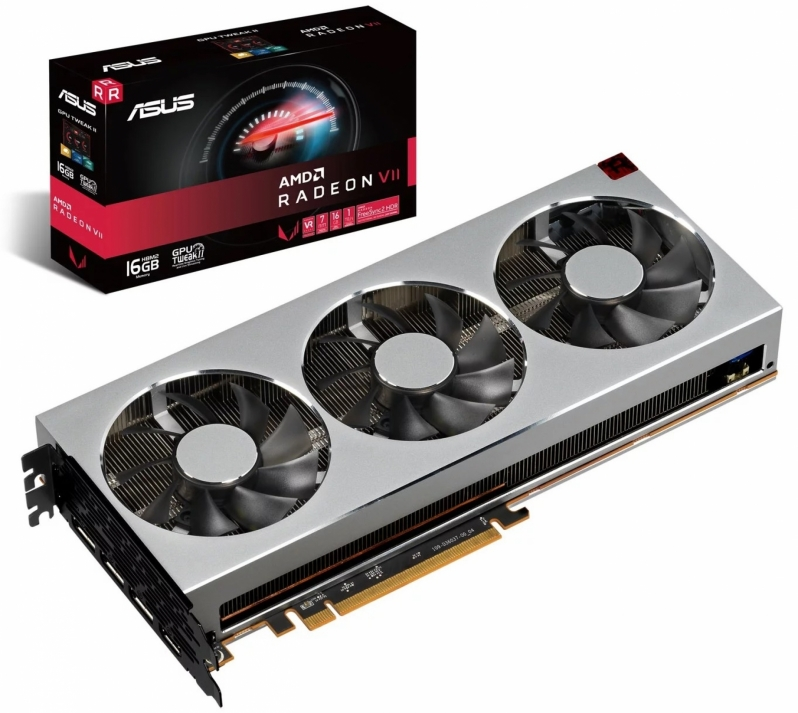 The Radeon VII's MSRP is £649.99 in the UK - Includes Three Games!