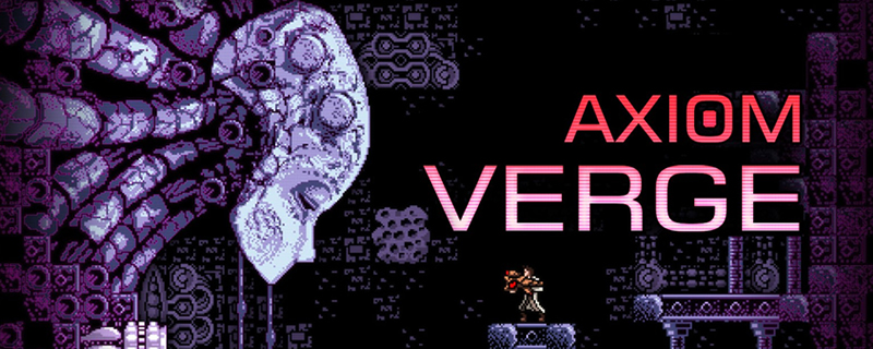 Axiom Verge is currently free on the Epic Games Store