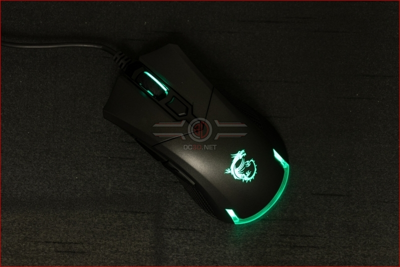 MSI GM50 Gaming Mouse Review