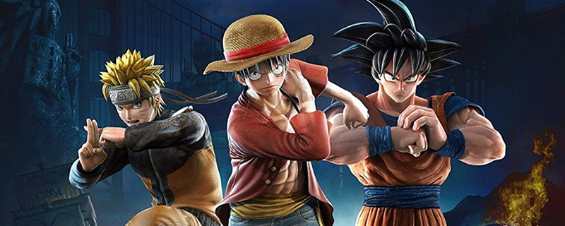 JUMP FORCE's PC System Requirements Have Been Revealed
