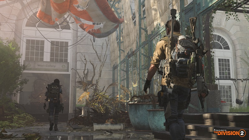 Ubisoft Dev Confirms that The Division 2 will have an Open Beta