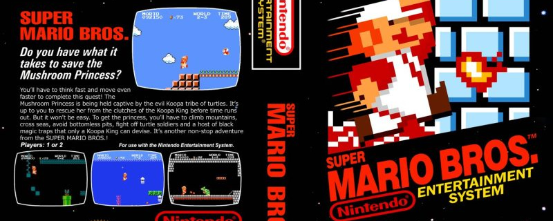 Unopened Copy of NES Mario Bros. Sells for Over $100,000