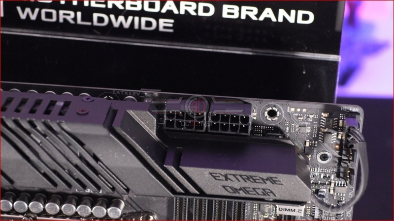 ASUS Rampage VI Extreme Omega Active Cooling