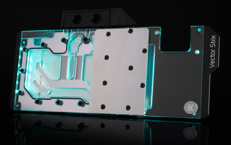 EK Releases their RTX Vector Series of ASUS ROG Strix Water Blocks