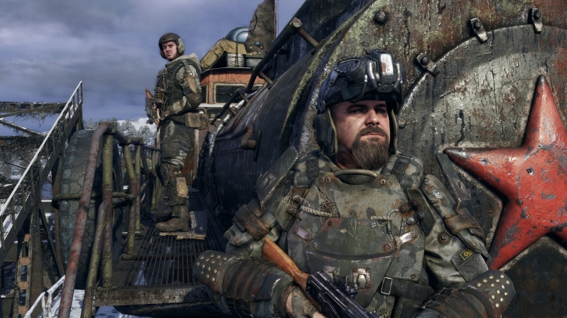 Metro Exodus' Latest Patch Reportedly Sharpens DLSS and Optimises RTX Ray Tracing