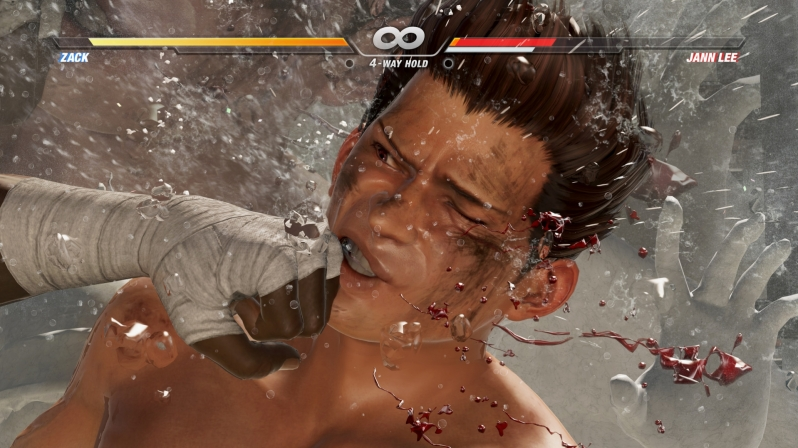 Dead or Alive 6 Packs some Insane CPU Requirments