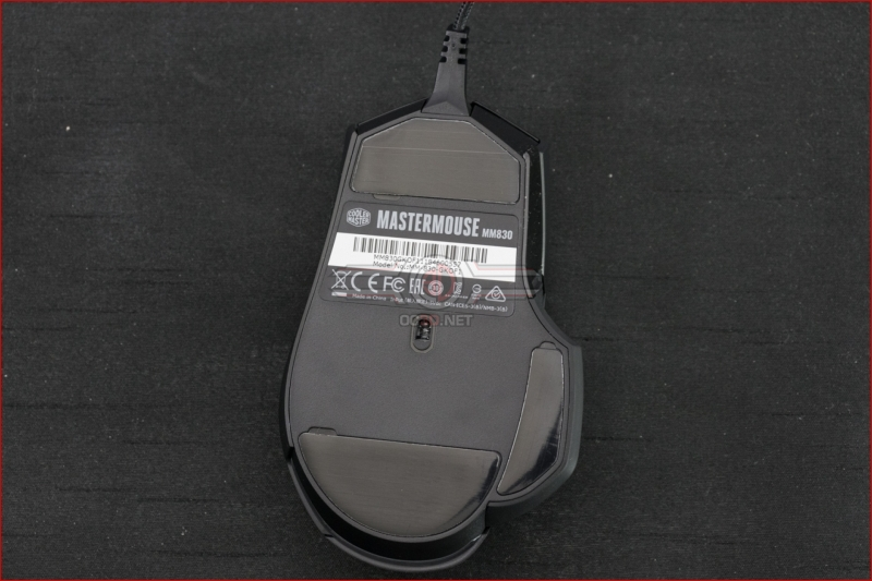 Cooler Master MM830 24000 DPI Mouse Sensor
