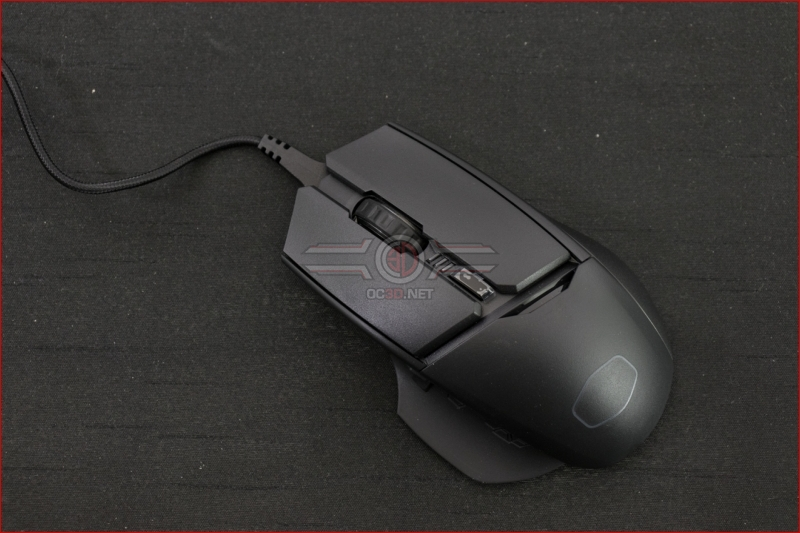 Cooler Master MM830 24000 DPI Mouse Overview