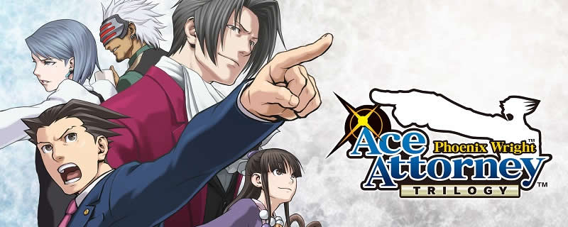 The Phoenix Wright: Ace Attorney Trilogy is coming this April