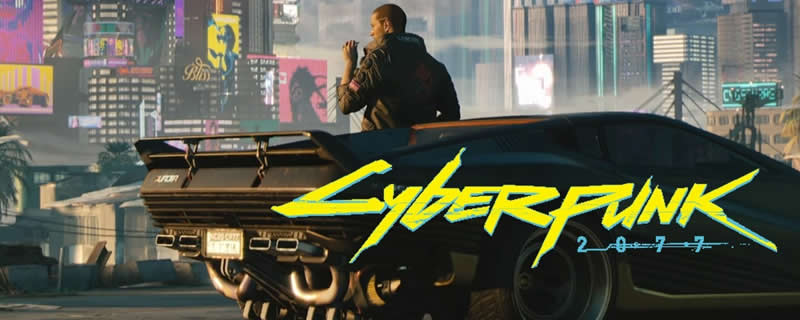 Cyberpunk 2077 will be Presented at E3 2019 - CD Projekt Red Confirms