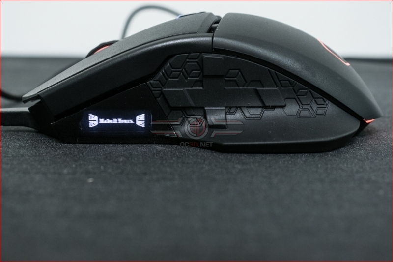 Cooler Master MM830 Side D-Pad