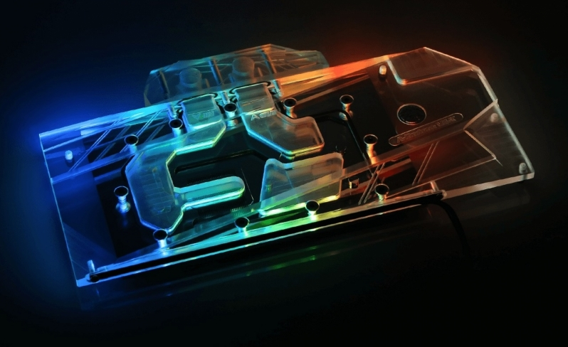 Bykski Releases the World's First Radeon VII Water Block