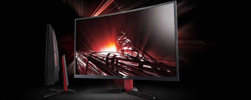 MSI Gaming Monitor Stops a Stray Bullet and Still Works